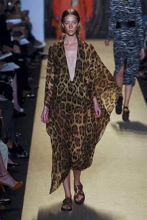 Показы мод Michael Kors Весна-лето 2012 | Подиум на ELLE - Подиум - фото 2010