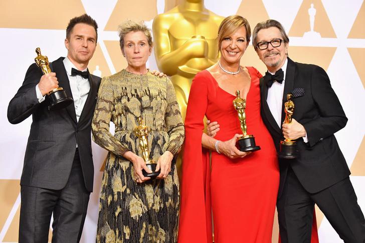 Оскар 2018: главное (фото 1)
