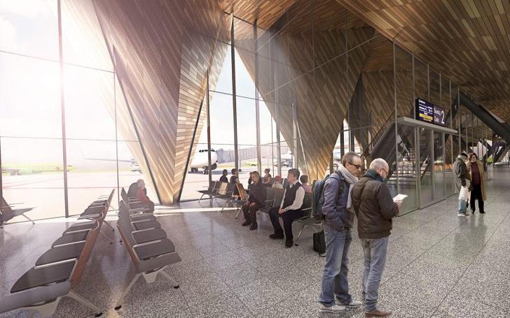 Проект реконструкции аэропорта Нового Уренгоя (фото 9)