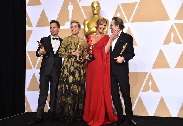 Почему рейтинги «Оскара - 2018» упали до рекордного минимума (фото 3)