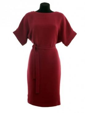 Платье «Амарант». Амарантовый - цвет, близкий к пурпурному, фиолетовому.