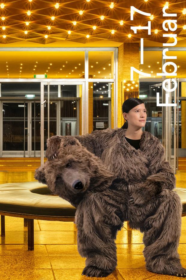 Медведи на велосипеде: как выглядят официальные постеры Берлинале (фото 6)