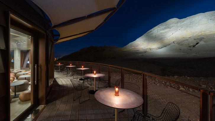 «Марсианский» парк в ОАЭ по проекту Hopkins Architects (фото 11)