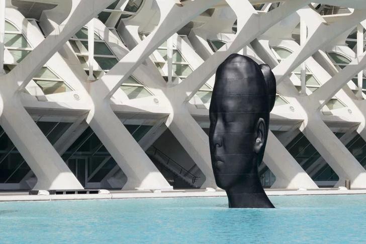 Инсталляция Жауме Пленсы в Валенсии (фото 2)