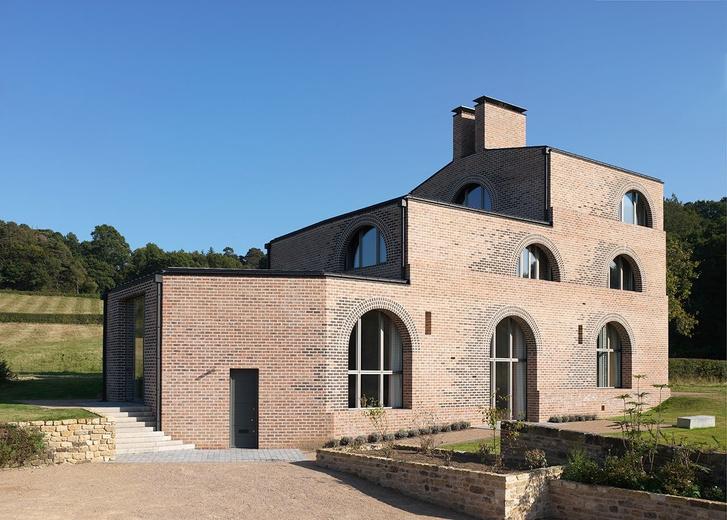 Дом архитектора Адама Ричардса в Западном Сассексе (фото 2)