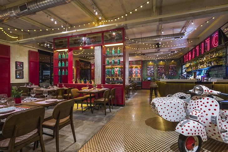 Модный испанский ресторан во Вьетнаме (фото 5)
