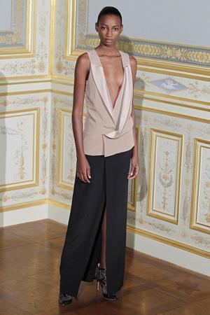 Показ Anne Valerie Hash коллекции сезона Осень-зима 2011-2012 года Haute couture - www.elle.ru - Подиум - фото 276945