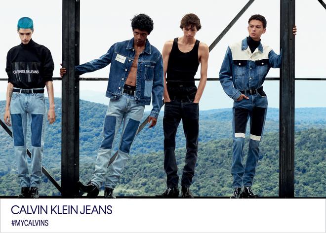 This is America: новая рекламная кампания Calvin Klein Jeans (фото 11)