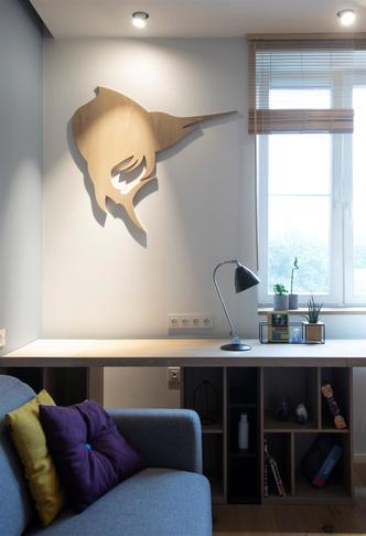 Квартира 150 м²: нескучный проект в скандинавском стиле (фото 20.1)