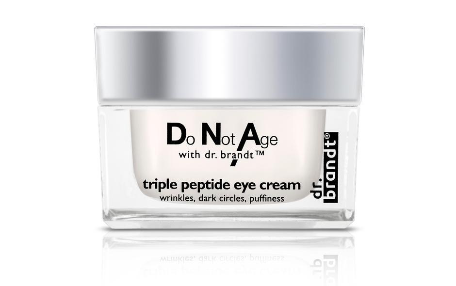 Dr. Brandt, интенсивно омолаживающий крем для глаз Do Not Age Triple Peptide Eye Cream