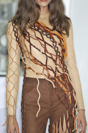 Показ Maison Martin Margiela коллекции сезона Осень-зима 2010-2011 года Haute couture - www.elle.ru - Подиум - фото 167151