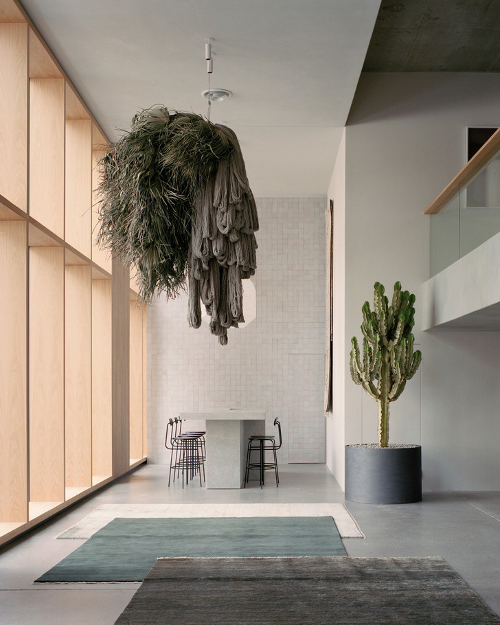 Бетон, ковры и кактусы: новый шоурум Armadillo & Co в Сиднее (фото 0)