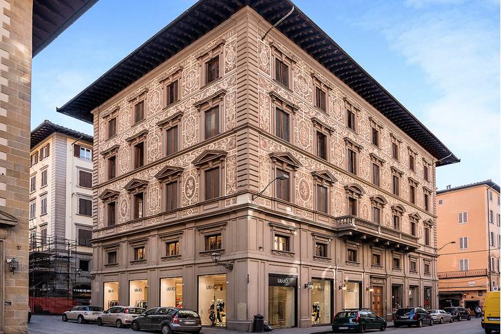 Бутик-отель в старинном палаццо во Флоренции (фото 2)