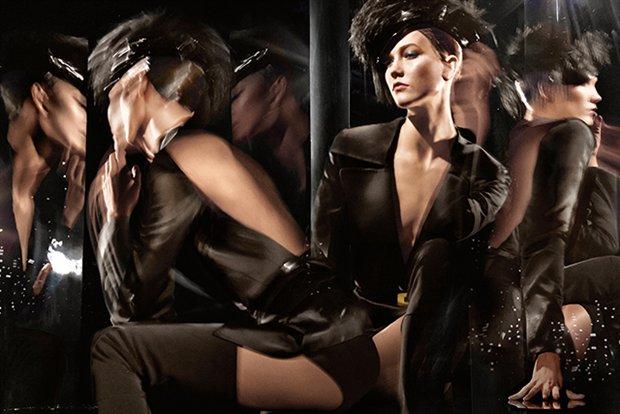 Рекламная кампания Donna Karan осень-зима 2014-15