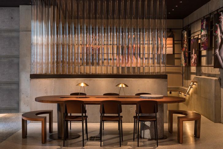 Дизайнерский отель с микро-номерами в Нью-Йорке (фото 19)