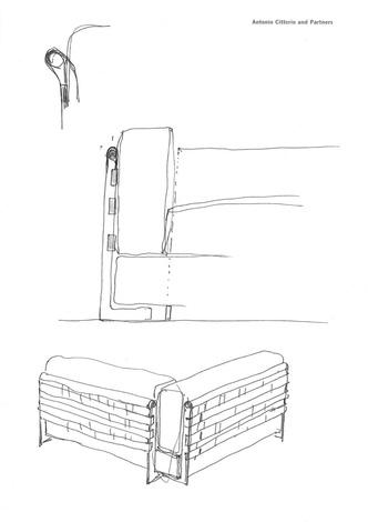 Центровой игрок: 10 лет дивану Cestone от Flexform (фото 2.1)
