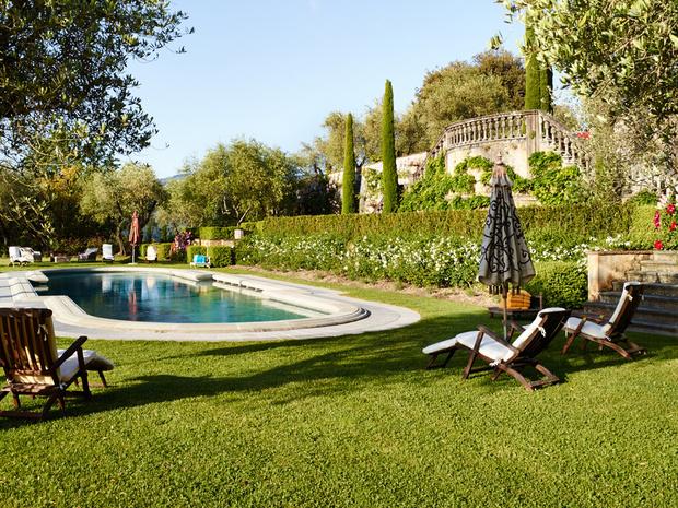 Дома звезд: вилла Стинга в Тоскане (фото 12)