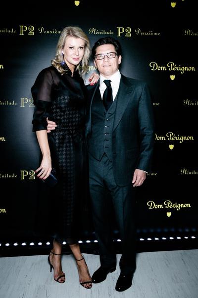 В Москве прошел торжественный ужин Dom Pérignon | галерея [1] фото [13]