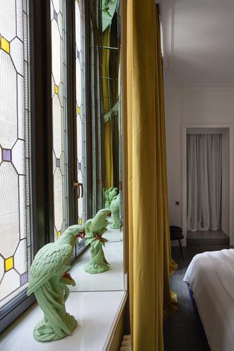 Квартира 64 м² с витражами и марокканскими мотивами в Санкт-Петербурге (фото 11.1)