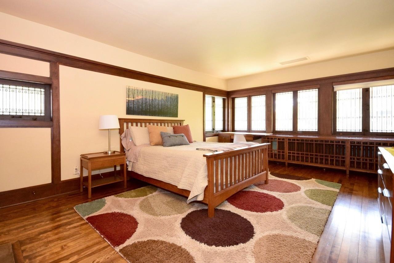 5 домов Фрэнка Ллойда Райта, которые можно купить прямо сейчас (галерея 8, фото 2)