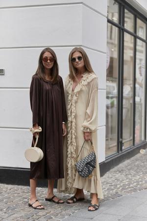 29 лучших стритстайл-образов на Неделе моды в Копенгагене (фото 11.1)