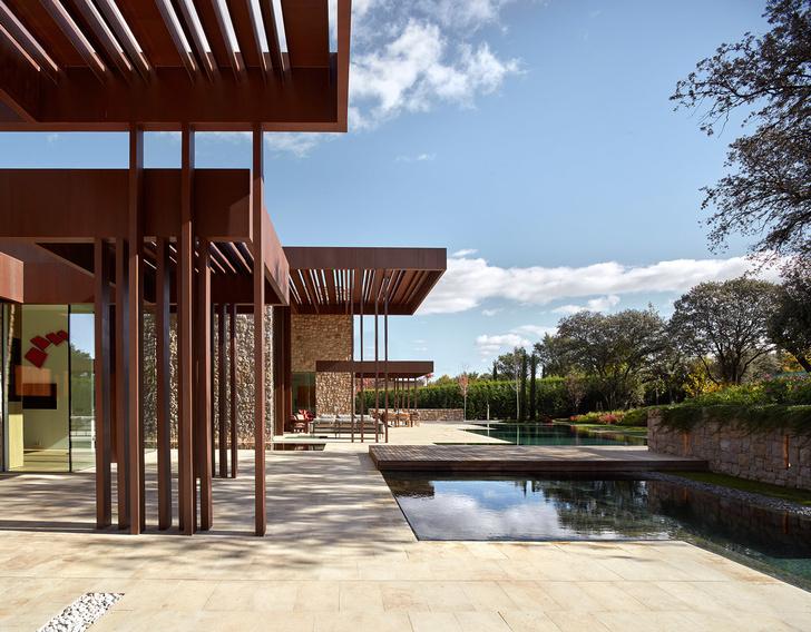 Чистый дзен: проект архитектора Рамона Эстеве в Мадриде (фото 5)