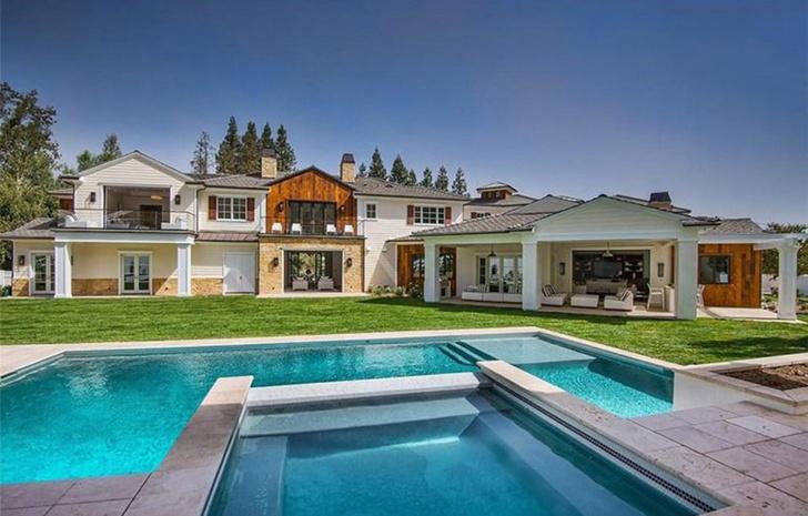 Дом The Weeknd фото