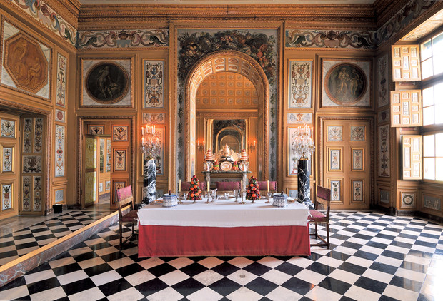 50 лет со дня открытия дворца Во-ле-Виконт (фото 10)