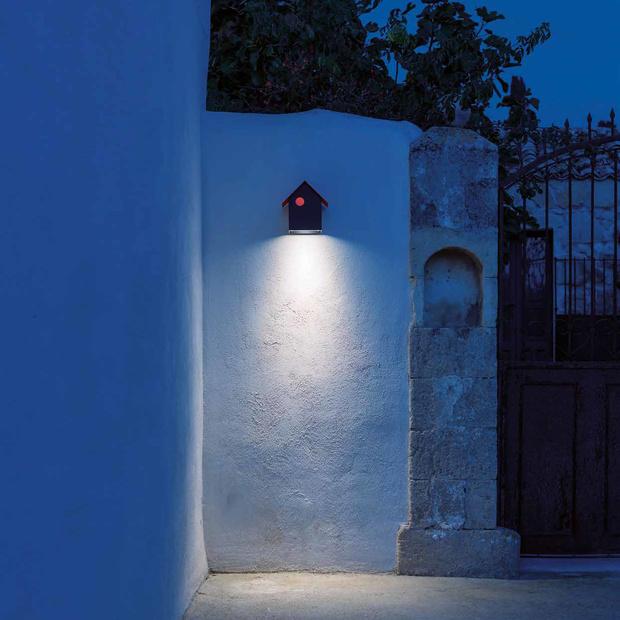 Ночная жизнь. Как подсветить загородный дом? (фото 17)