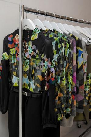Показы мод Preen Осень-зима 2011-2012 | Подиум на ELLE - Подиум - фото 2310