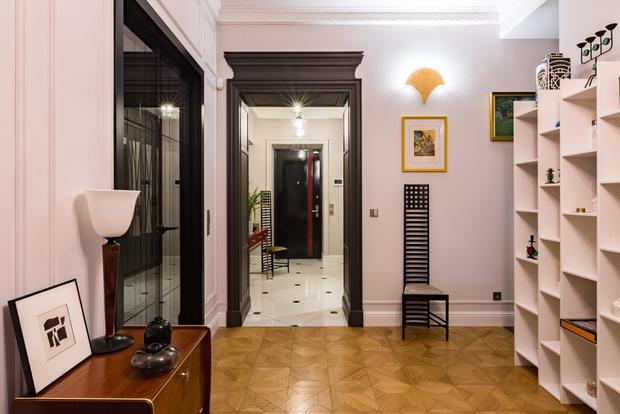 Квартира 70 м²: проект Анастасии Стенберг (фото 12)
