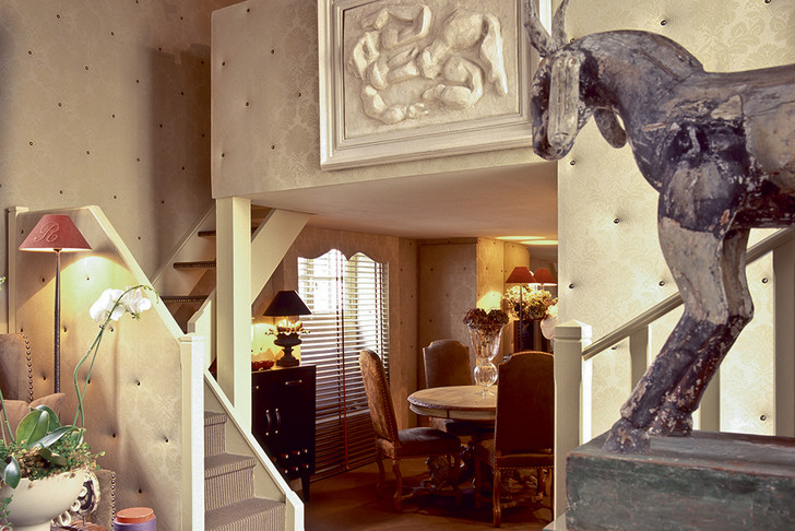Дом в Париже, архитектор Стивен Райан.