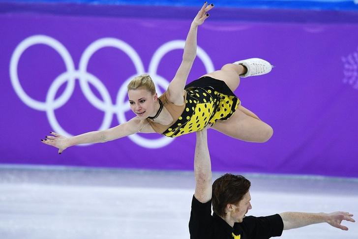 Во-первых, это красиво: фигурное катание, Олимпиада в Пхенчхане (фото 4)