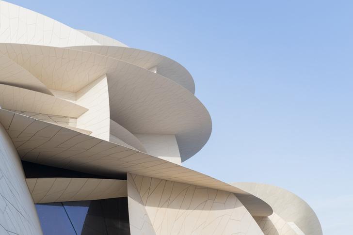 Музей в Катаре по проекту Жана Нувеля (фото 2)