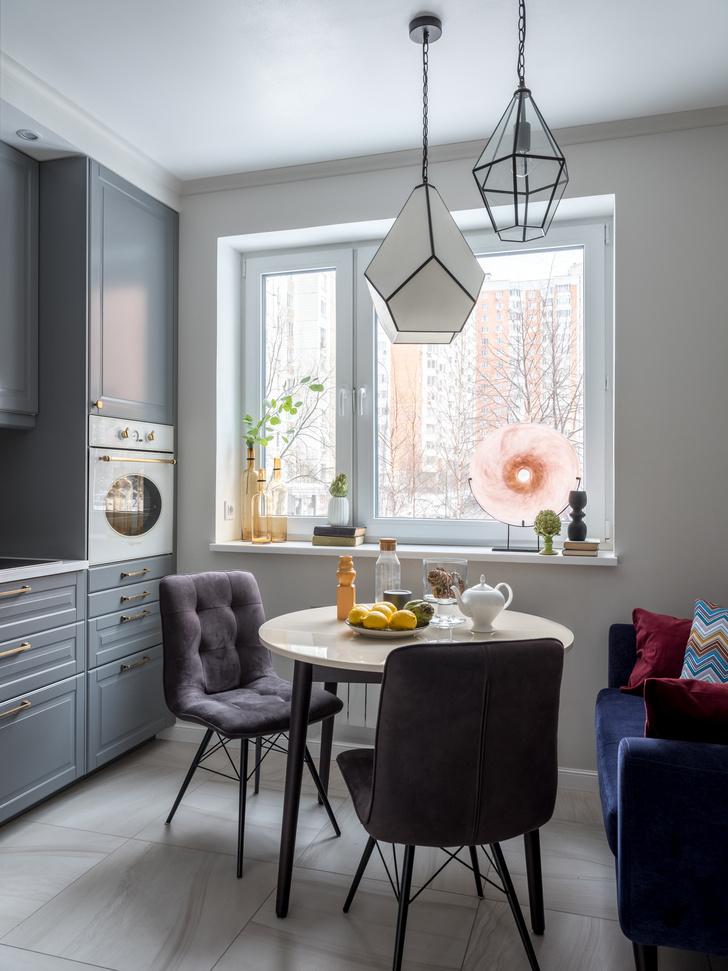 Квартира 73 м² для семьи стилиста (фото 0)