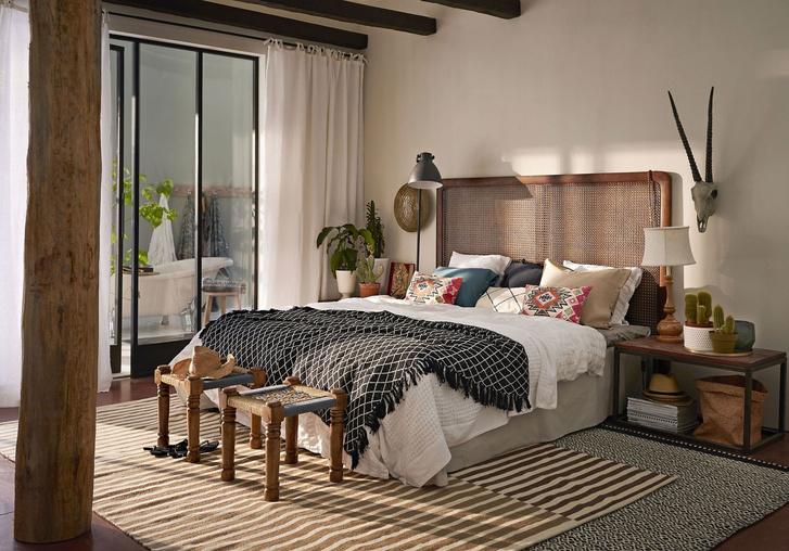 Летнее настроение в спальне: 10 лайфхаков (фото 19)