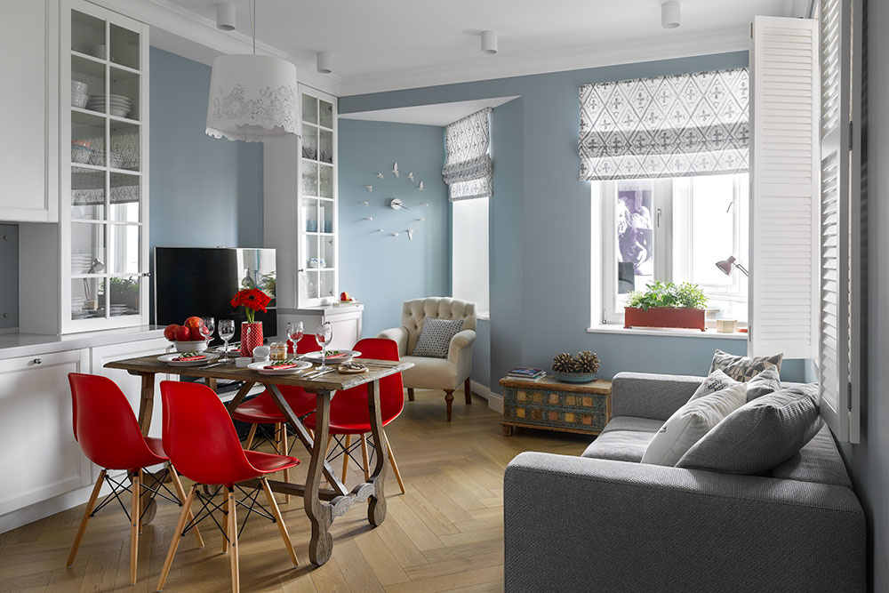 30 идей для гостиных (галерея 0, фото 0)