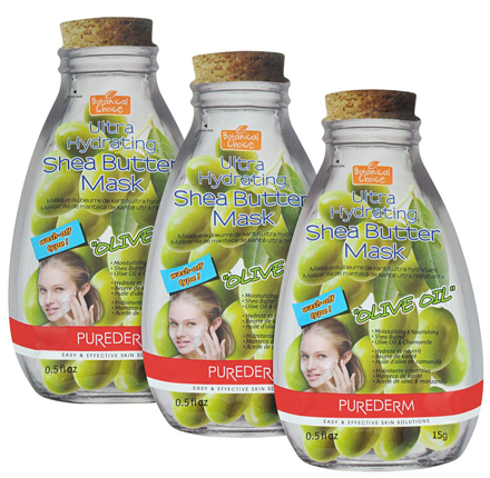 Purederm Botanical Choice Ultra Hydrating Shea Butter Mask