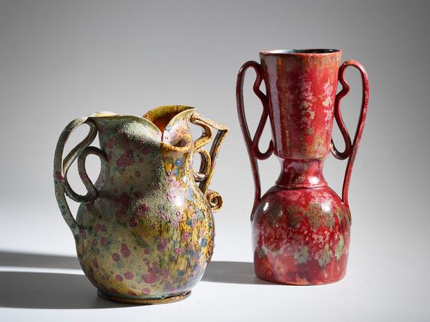 Первый аукцион керамики в Лондоне (фото 0)