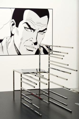 Комиксы и дизайн: выставка в Vitra Design Museum (фото 9.1)