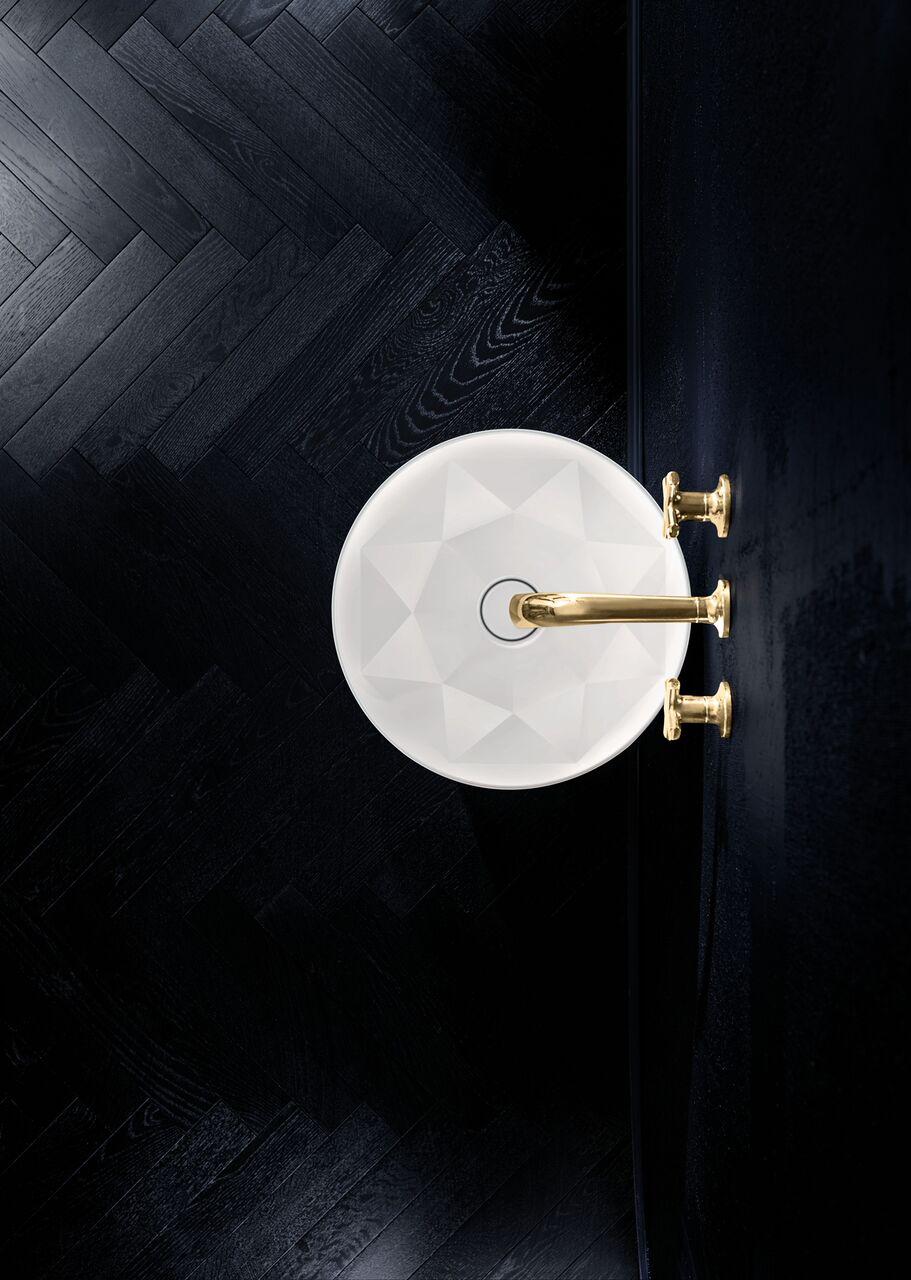 Грани прекрасного: раковина Octagon от Villeroy & Boch   галерея [1] фото [2]