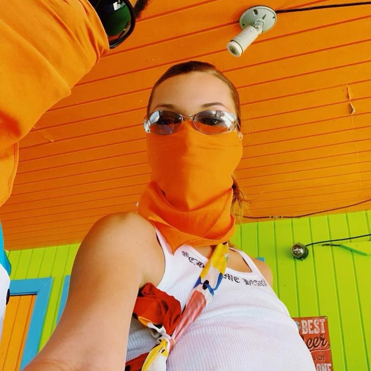 Почему Белла Хадид не поехала на Coachella? (фото 0)