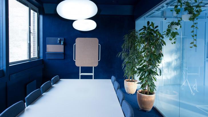 Kvistad creates tonal workspaces inside Oslo office (фото 0)