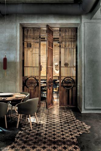 Вьетнамский ресторан в Киеве по проекту YOD Design Lab (фото 19.1)