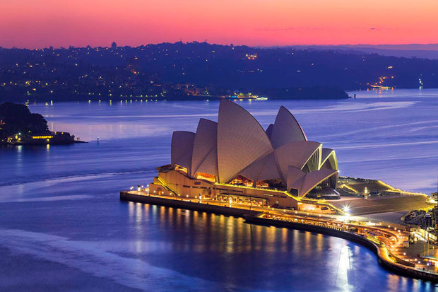 Австралия 1