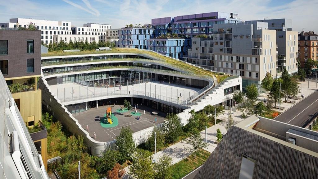Пятый фасад: зеленые крыши (галерея 33, фото 4)
