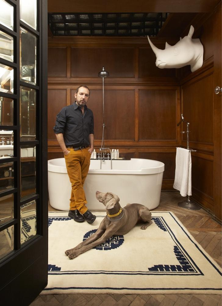 Известные дизайнеры и их собаки (фото 38)