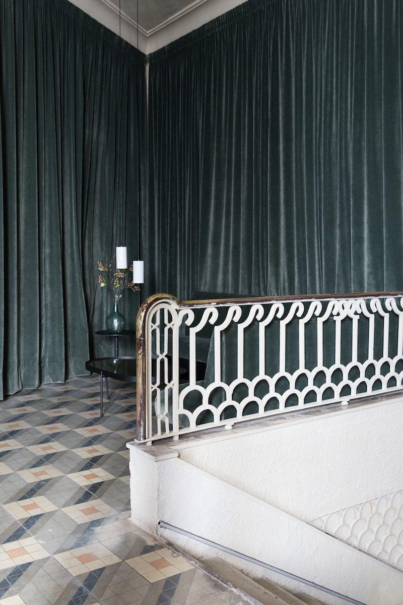 Ретро-кинотеатр в Мадриде: проект студии Plantea (галерея 9, фото 2)