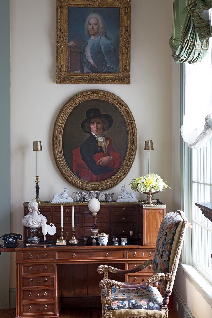 Французская классика в современном доме фото [3]
