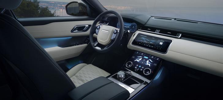 Пять причин приобрести новый внедорожник Jaguar Land Rover (фото 8)